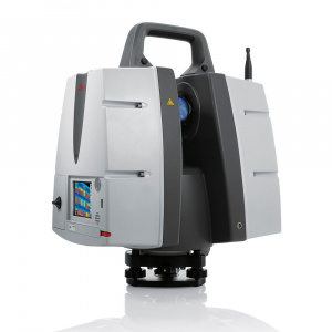 Leica ScanStation P40
