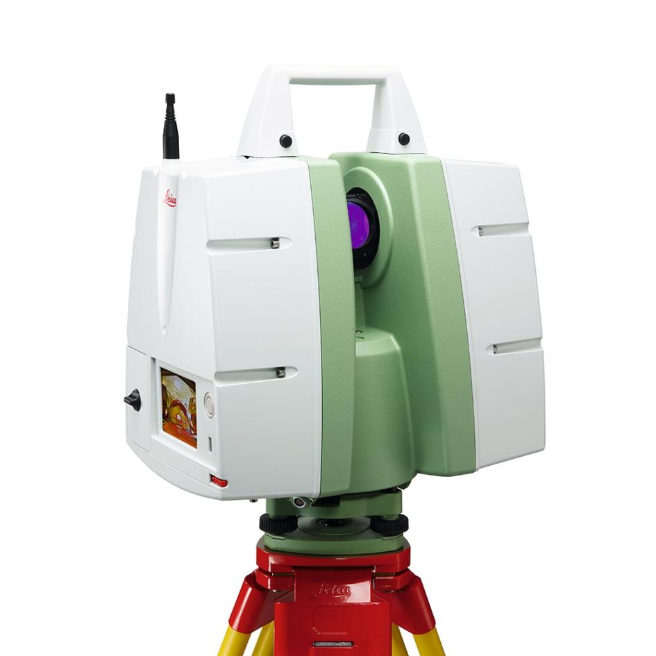 Leica ScanStation С10