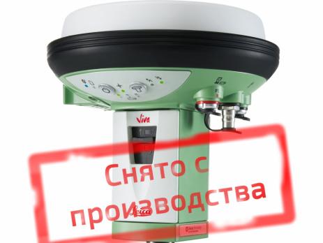 GNSS приемник Leica GS15 снят с производства