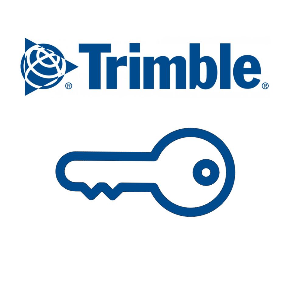 Опция Trimble