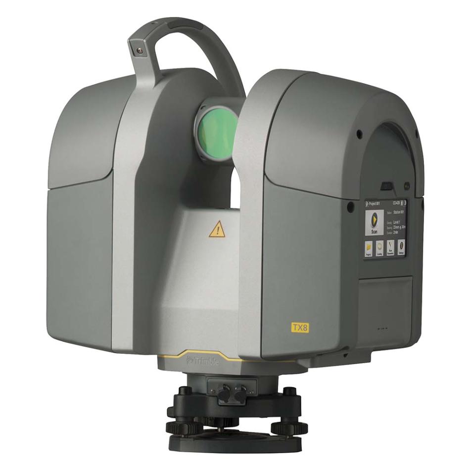 Лазерный сканерTrimble TX8