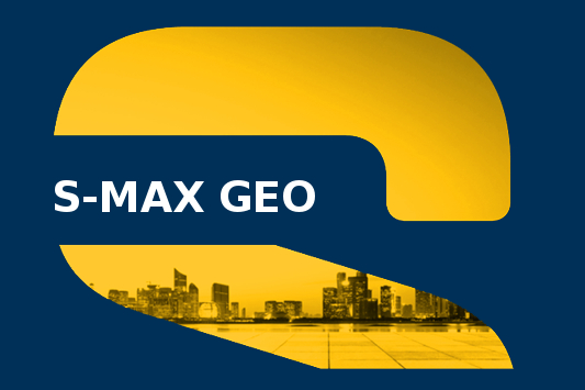 S-MAX GEO logo