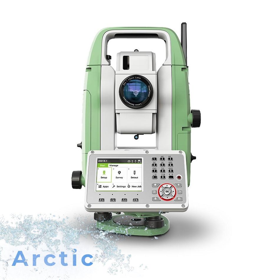 Тахеометр leica ts07 Arctic