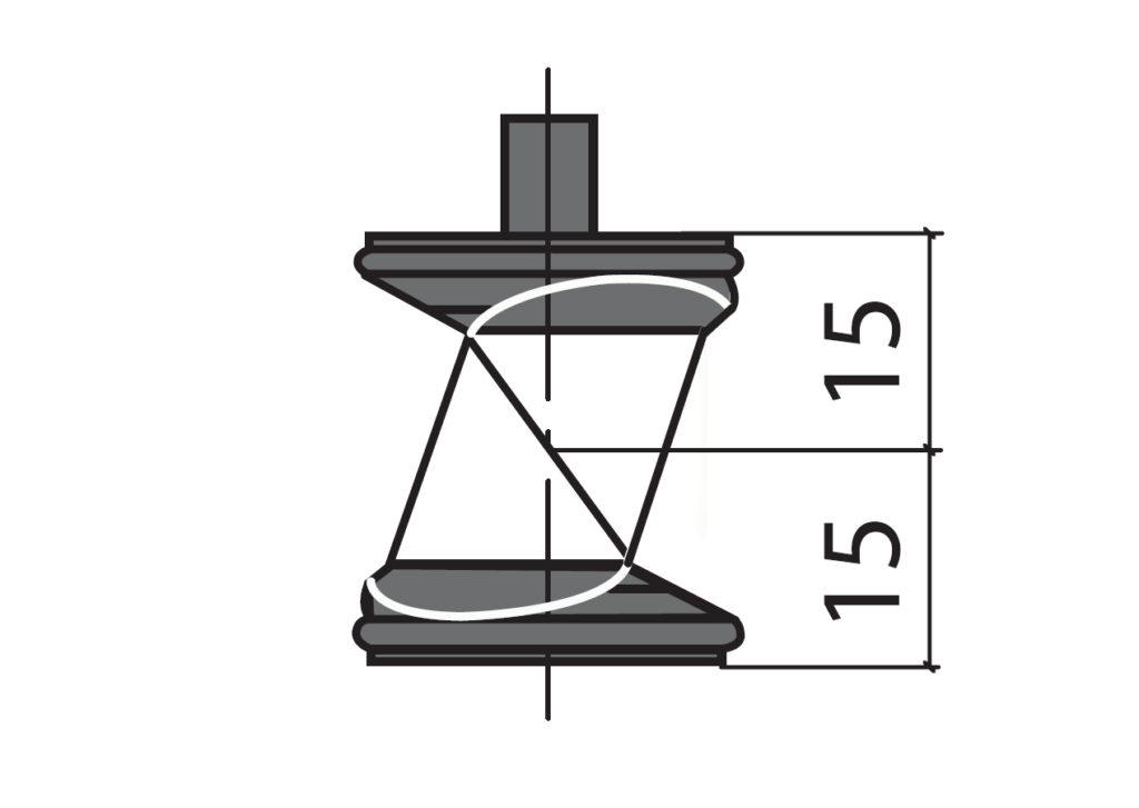 Характеристики отражателя GRZ101