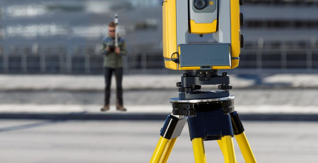 Trimble S5 Robotic