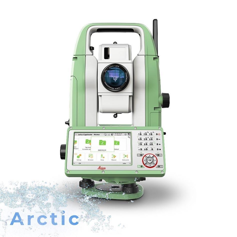 Leica TS10 Arctic